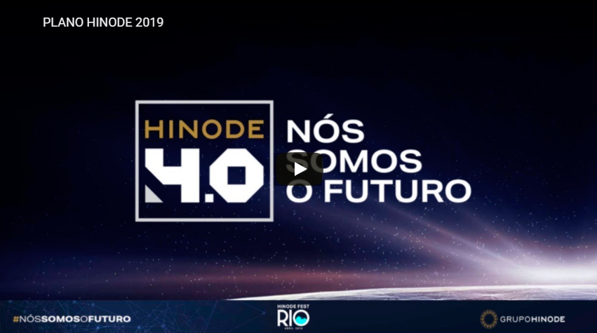 Assista o vídeo sobre o Plano de Marketing da Hinode